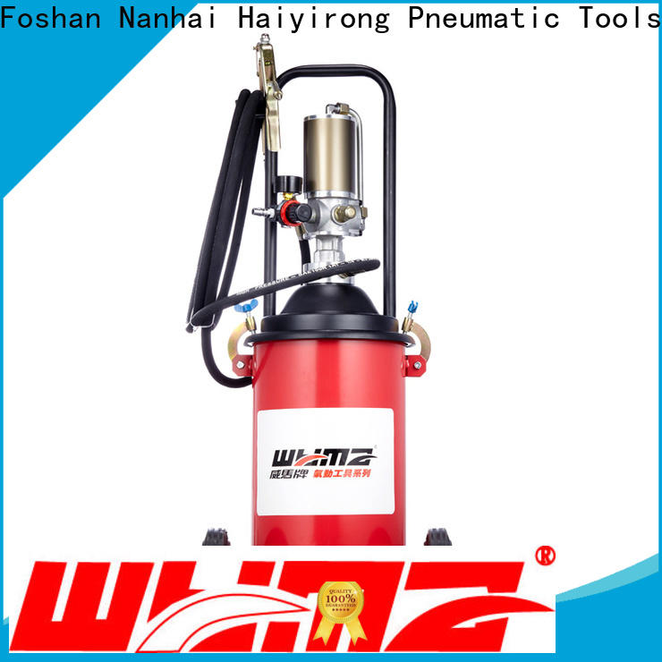 Customized air powered grease pumps butter suppliers for automobiles