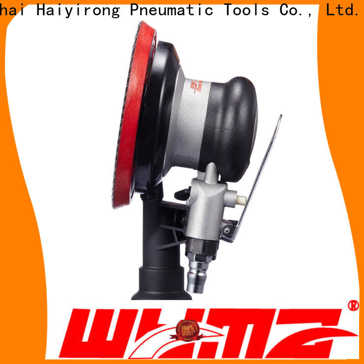 Customized pneumatic hand sander pneumatic cost for waxing of cars