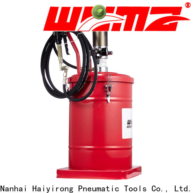 WYMA air grease pump for equipment