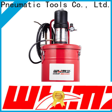 WYMA High-quality Pneumatic grease pump cost for equipment