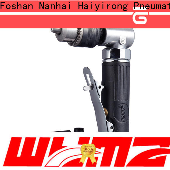 WYMA Customized air tool drill manufacturers for steel brushing